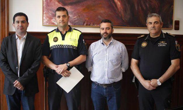 Alcoi reconeix la tasca de la Policia Local
