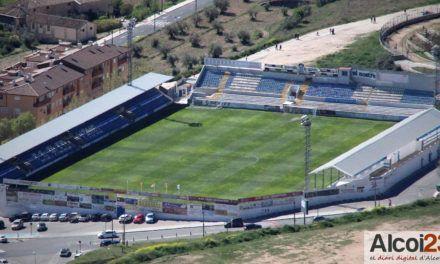 El XLII Trofeu Ciutat d'Alcoi de futbol podrà tindre un màxim de 1.000 espectadors en El Collao