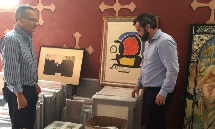 Important donació d'Isabel-Clara Simó a l'Ajuntament d'Alcoi