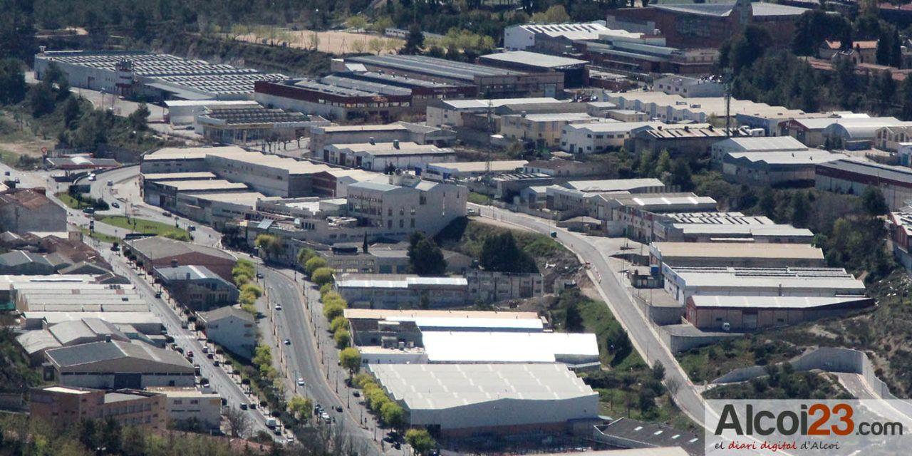 Alcoi treballa per a tindre unes àrees industrials del segle XXI