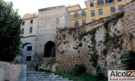 Ciudadanos Alcoy pide el ajardinamiento de la zona del Portal de Riquer