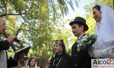 Una boda modernista en La Glorieta
