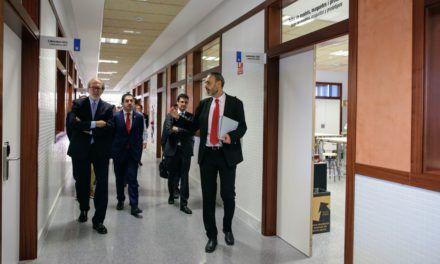 """Inaugurado el espacio """"Generación Espontánea Design Factory""""  de Campus de la UPV en Alcoy"""