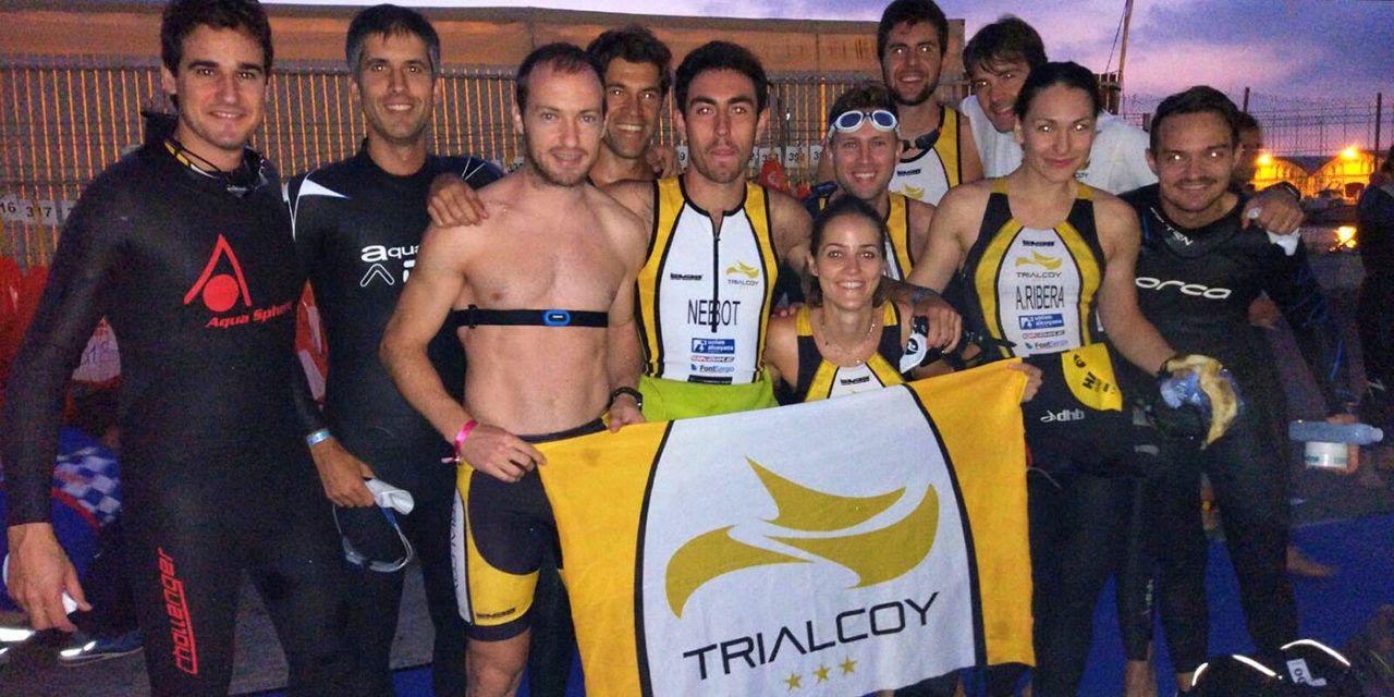 3 podiums y 14 finishers para el Trialcoy en Gandía