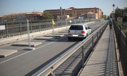 Demà torna la normalitat al trànsit al Pont del Viaducte