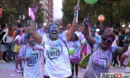 Fiesta, deporte y mucho color en la Zona Nord