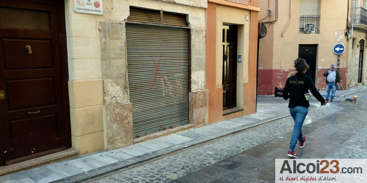 Un carrer Sant Francesc també administratiu