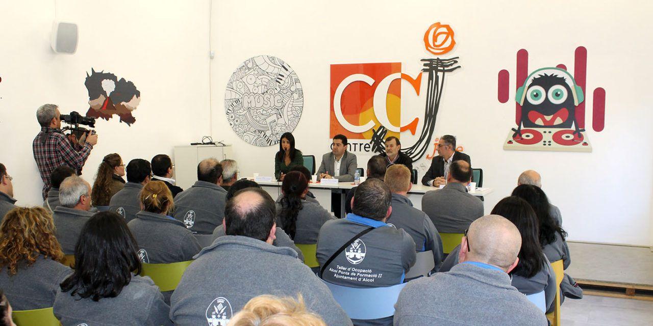 Aprovades les millores que permetran impartir tallers de Formació al CCJ