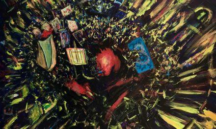 Luis Sanus cedeix a l'Ajuntament la seua obra «Art al Carrer»