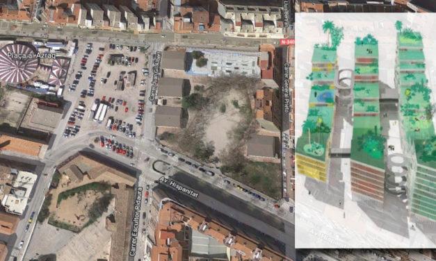 """Un projecte que """"integra la natura en plena ciutat"""" proposta guanyadora per a les Aules Verdes"""