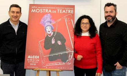 La XXVIII Mostra de Teatre d'Alcoi ja te cartell
