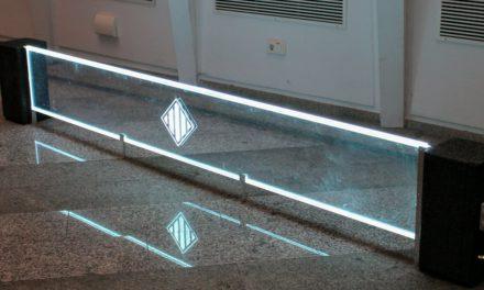 Il·luminació led per a les voreres del Pont de Sant Jordi