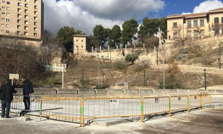 """Un nou """"skatepark"""" per a la zona ajardinada del riu Riquer"""