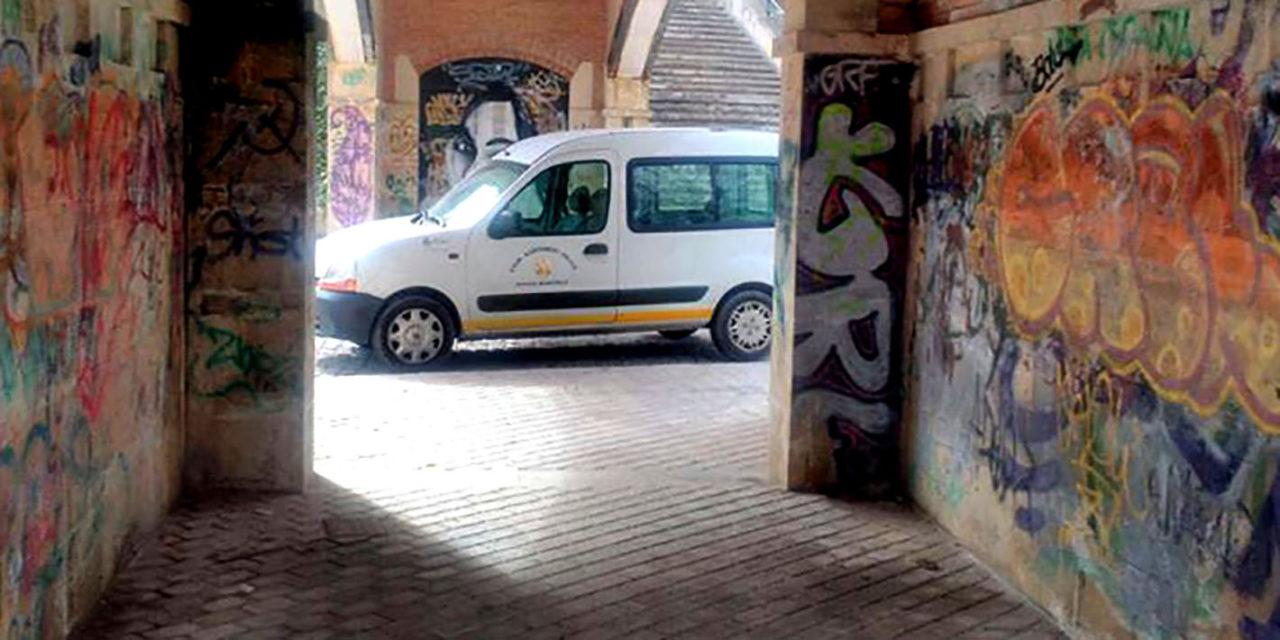 1.501 euros de multa per fer pintades de forma reincident