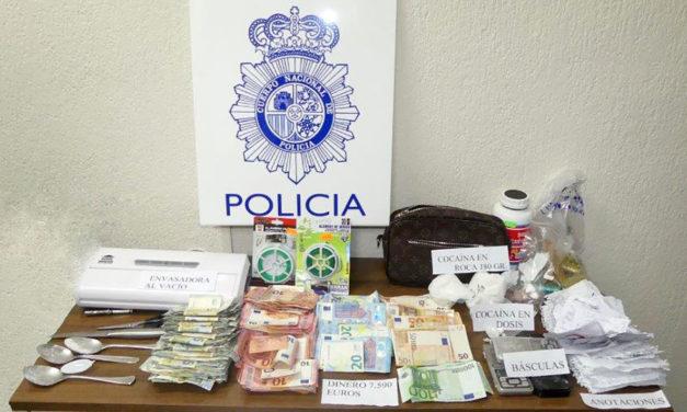 Desmantelan una banda que se dedicaba a la distribución y venta de cocaína en Alcoy