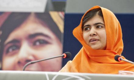 Alcoi reivindica la figura de Malala Yousafzai per al Dia de la Pau