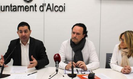 Alcoi tendrá presupuestos en 2018 con el apoyo de Compromís