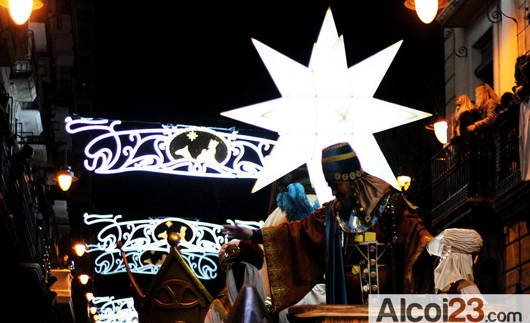 L'enramà de Nadal arribarà a la resta del trajecte del centre històric