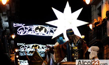 Alcoi encendrà les llums de Nadal el proper dissabte