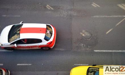 Una empresa privada gestionarà els vehicles abandonats en Alcoi