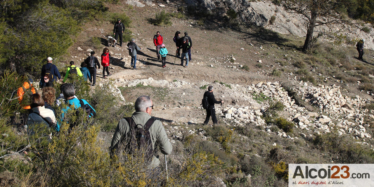 Alcoi vol declarar BIC el poblat fortificat andalusí del Castellar