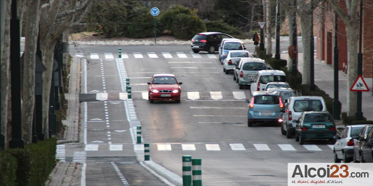 Alcoi aprovarà l'ordenança que regularà la circulació a la ciutat