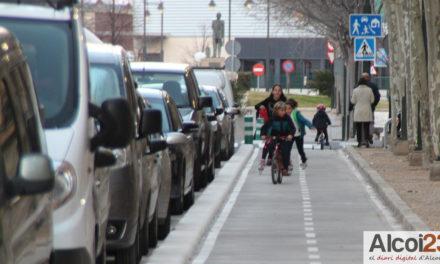 Continua la polèmica al voltant del carril bici