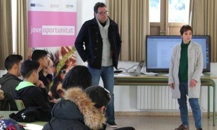 S'inicia el taller 'Jove oportunitat'