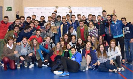 El Campus de Alcoy vencedor del XV Torneo Intercampus UPV