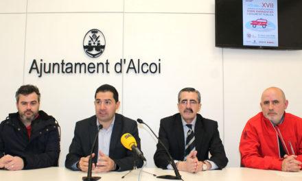 La XVII Jornada de Puertas Abiertas del CCE reunirá en Alcoi a 450 profesionales de las emergencias
