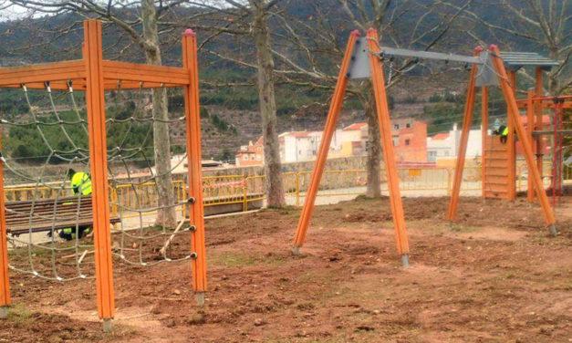 39.700 euros per a millorar la zona de jocs del Parc de Batoi