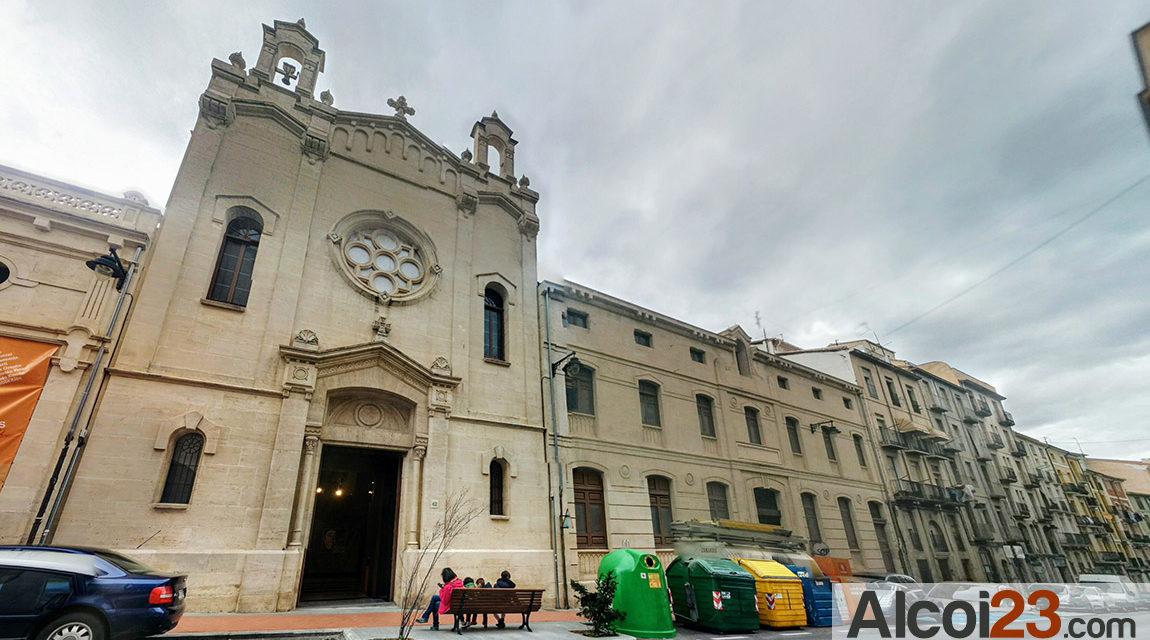 Alcoi projecta restaurar l'antic Asil d'El Camí per a acollir la pinacoteca dedicada a la pintura alcoiana