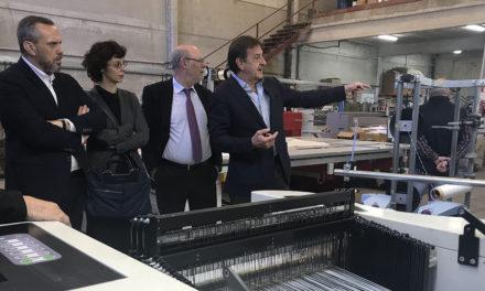 La AVI y Aitex coordinan acciones para reforzar la innovación en el sistema productivo valenciano