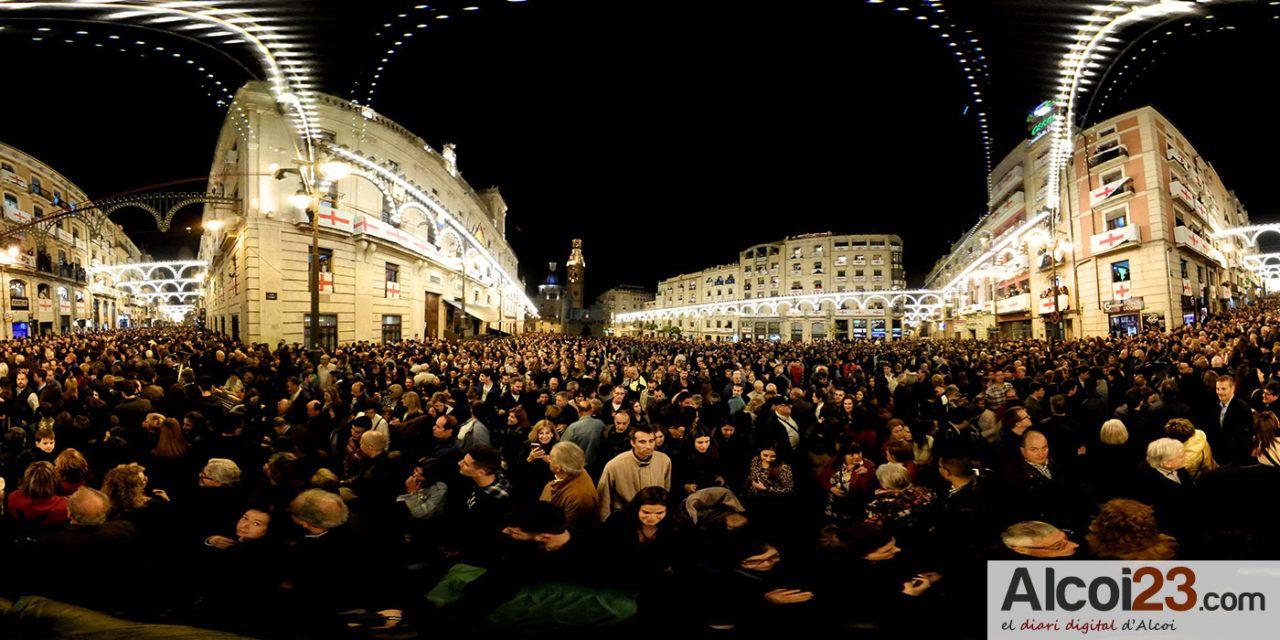 La Tourist Info d'Alcoi constata un augment de visitants a les Festes