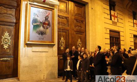 Alcoi ja té cartell per a la Festa de 2018