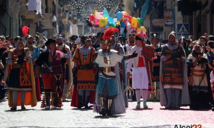 Diumenge de Glòria històric a Alcoi