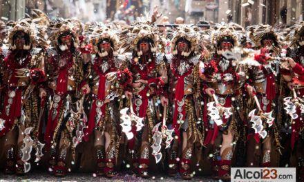 35.000 euros para que la Asociación de San Jorge promocione la 'Festa'