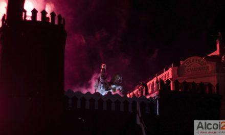 VÍDEO | Sant Jordi torna Alcoi a les tropes cristianes