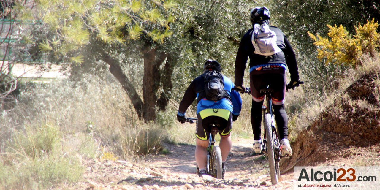 L'Associació Internacional de Ciclisme de Muntanya certifica la nova ruta BBT d'Alcoi