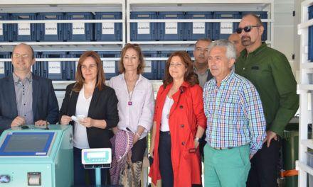 Presentado el nuevo Ecoparque Móvil que dará servicio en Alcoy