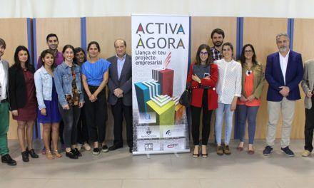 «Activa Àgora» facilita la creació de 10 noves empreses
