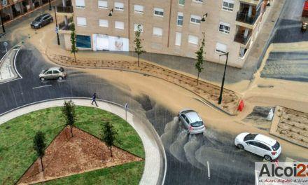 Guanyar assegura que la millora de drenatge a la rotonda del Collao va tindre un cost extra de quasi 11.000 euros