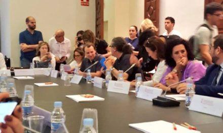 """Aroa Mira deixa clar que Alcoi és """"ciutat refugi"""""""