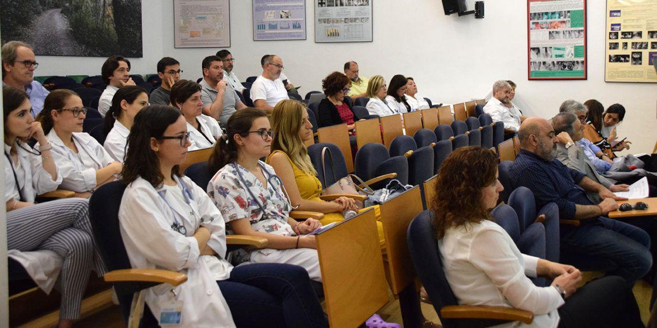El hospital Virgen de los Lirios, acoge la II Jornada de Cooperación  UPV-FISABIO
