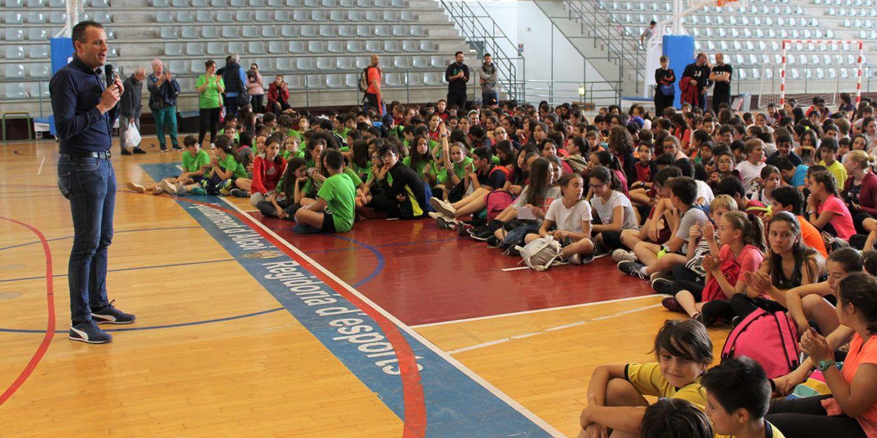 550 participants als primers Jocs Olímpics de l'Escola Esportiva d'Iniciació (EPI)