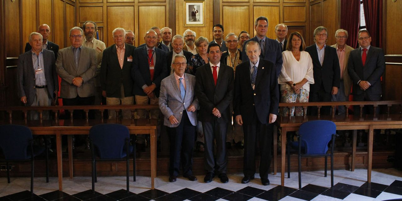 La 'Federación Española de Círculos y Casinos Culturales' celebra en Alcoi la seua XLIII assemblea