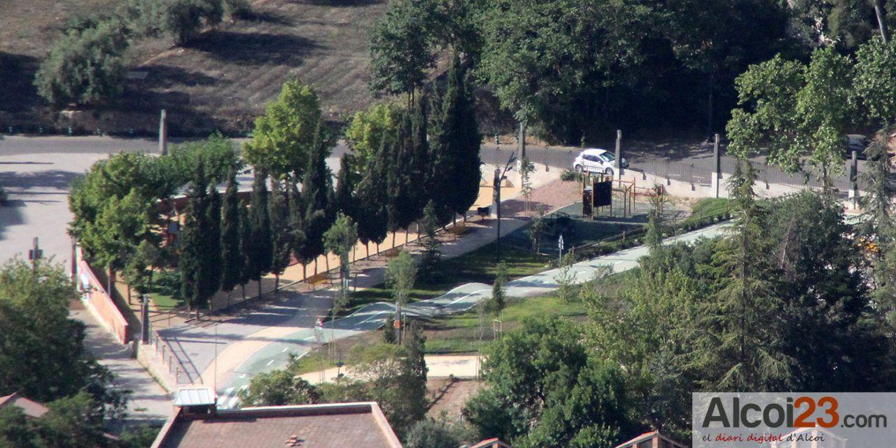 """El parc del Romeral tindrà un """"castell de festes"""""""