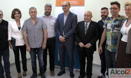 La Fundació Mutua de Levante donarà un impuls a les activitats culturals del Campus de la UA a Alcoi
