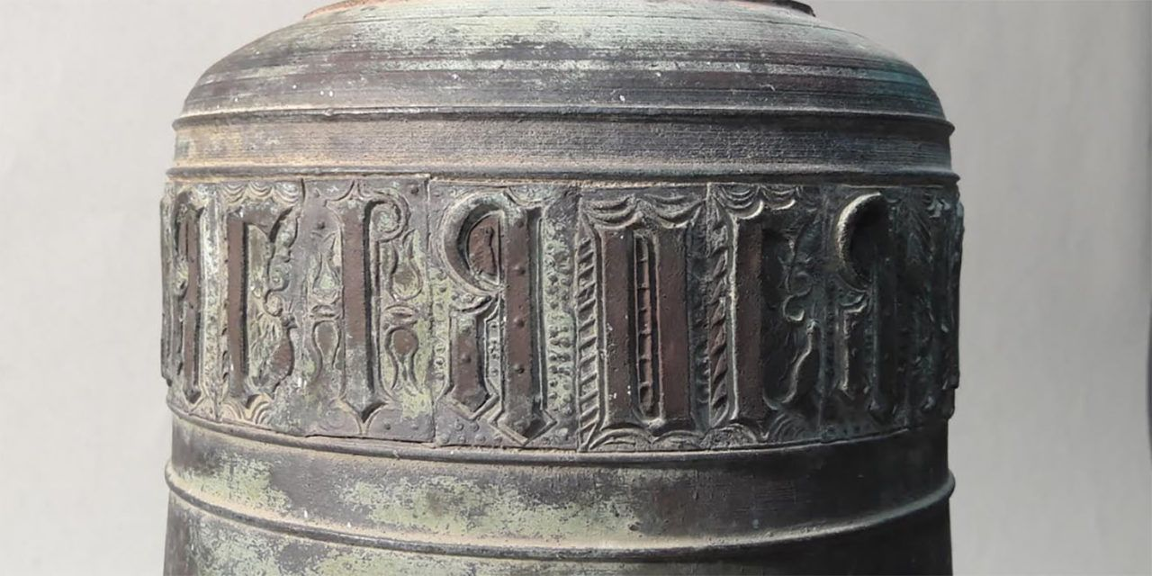 La campana gòtica de l'Ermita de Barxell torna a Alcoi