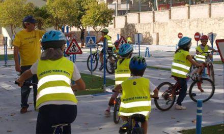 La Policia Local d'Alcoi forma a 3.482 estudiants en matèria de seguretat viària